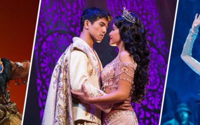 """Broadway's """"Frozen,"""" """"Aladdin,"""" and """"The Lion King"""" Cancel Performances Due to NYC Power Outage"""
