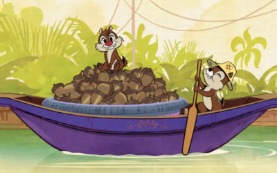 Chip 'N' Dale Song in Thai Mickey Mouse Short Goes Viral, Gets Meme Treatment