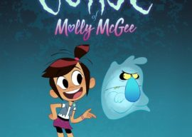"Disney Channel Orders New Animated Series ""The Curse of Molly McGee"""
