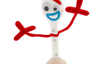 Disney Store, shopDisney Issue Voluntary Safety Recall for Forky Plush Toys