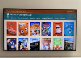 Disney World Debuts New Interactive TV; Will Include Disney+