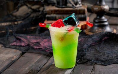 New Disneyland Resort Halloween Time Foods for 2019