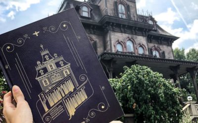 "Disneyland Paris Announces ""Phantom Manor Decrypted"" Attraction Book"