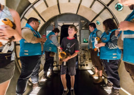 Disneyland Welcomes One Millionth Guest on Millennium Falcon: Smugglers Run at Star Wars: Galaxy's Edge