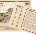 "Disney's Animal Kingdom Introduces ""The Lion King"" Scavenger Hunt"