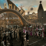 """Interview with """"Dumbo"""" Production Designer Rick Heinrichs"""