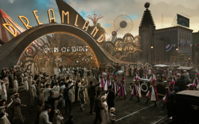 "Interview with ""Dumbo"" Production Designer Rick Heinrichs"
