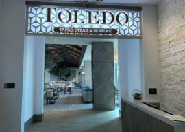 Get an Early Look Inside Tolédo – Tapas, Steak & Seafood at Gran Destino Tower