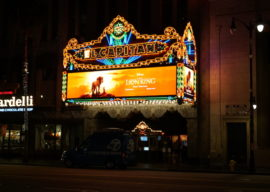 """El Capitan Theatre Celebrates Opening of """"The Lion King"""" with Special Sunrise Screening"""