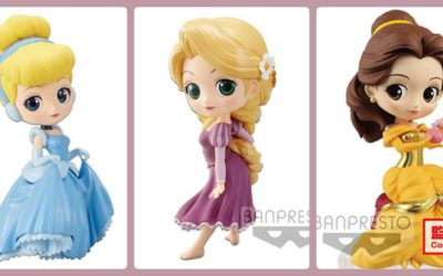 Entertainment Earth Disney Princess Collectibles – July 2019