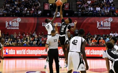 ESPN Wide World of Sports Complex to Host 2019 Jr. NBA Global Championship