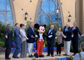 Gran Destino Tower Opening Ceremony Held at Coronado Springs Resort