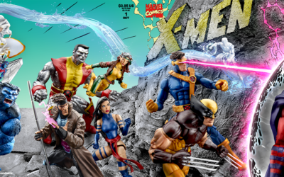 Hasbro Recreates Iconic Comic Book Covers with Marvel Legends Figures in Celebration of 80 Years of Marvel