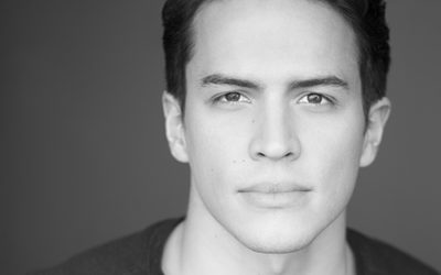 Jacob Dickey Steps Into Role of Aladdin in Disney's Broadway Production