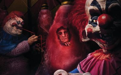 """Killer Klowns from Outer Space"" Returns to Halloween Horror Nights as Houses on Both Coasts"