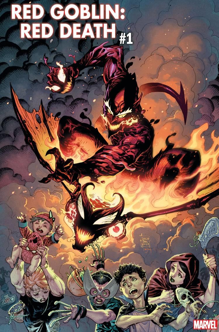 Red Goblin: Red Death cover