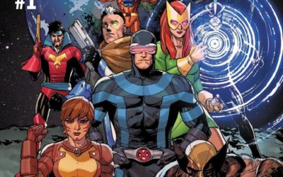 Marvel Comics Reveals More Upcoming Titles at San Diego Comic-Con