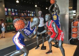 NBA Store Opens at Disney Springs Ahead of NBA Experience Opening