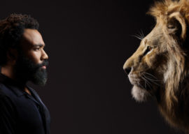 """New Images of """"The Lion King"""" Cast with Their Characters"""