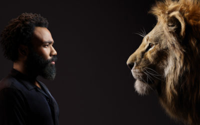 "New Images of ""The Lion King"" Cast with Their Characters"