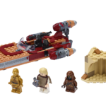 New LEGO Star Wars Sets Coming in January 2020