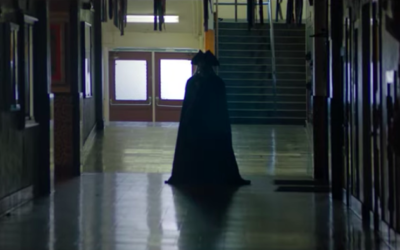 "Review - Blumhouse's ""Into the Dark: School Spirit"" on Hulu"