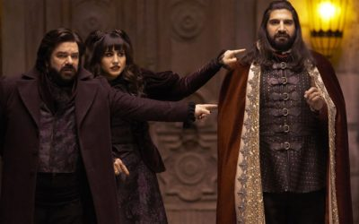 "SDCC 2019: FX's ""What We Do In the Shadows"" Teases Season 2 with Creators Jemaine Clement, Taika Waititi"