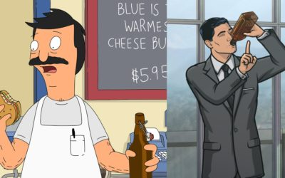 "SDCC 2019: H. Jon Benjamin Takes Comic-Con with Back-to-Back ""Bob's Burgers"" / ""Archer"" Panels"