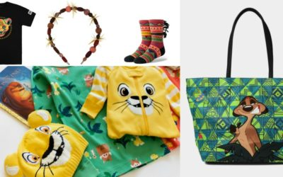 """Several New Collections Inspired by """"The Lion King"""" Available Now From Select Retailers"""