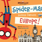 "Children's Book Review: ""Spider-Man Swings Through Europe!"""