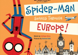 """Children's Book Review: """"Spider-Man Swings Through Europe!"""""""