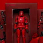 Star Wars Previews Trooper Armor Exhibit, Sith Trooper Merchandise for San Diego Comic Con