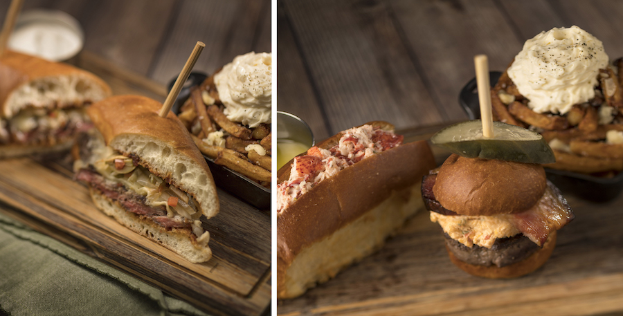 Summer Prix Fixe Menu from Le Cellier Steakhouse at Epcot