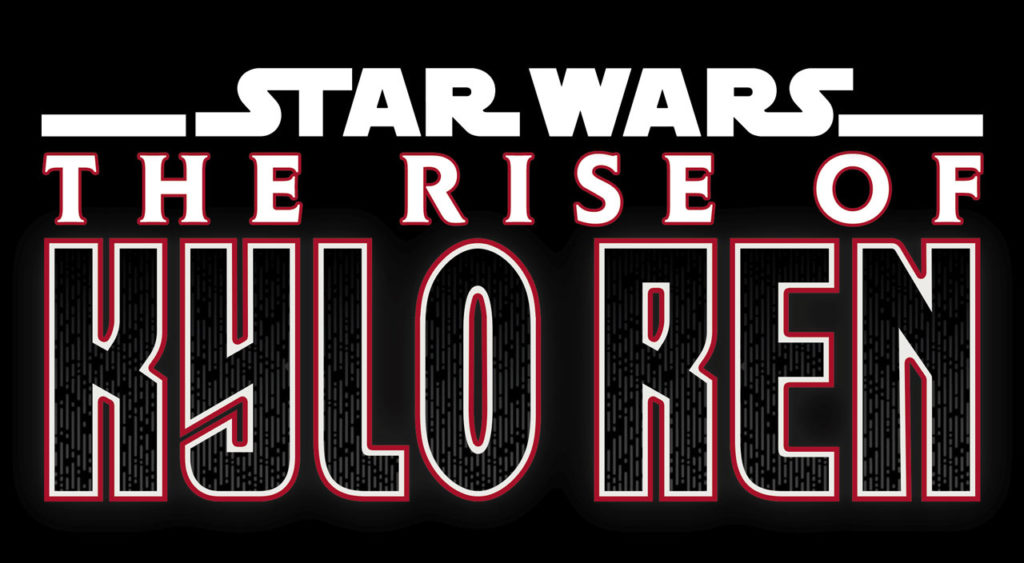The Rise of Kylo Ren logo