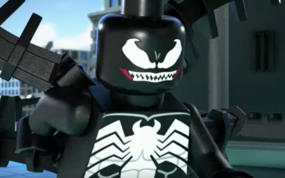 "Trailer debuts for ""LEGO Marvel Spider-Man Vexed by Venom"" on Disney XD"