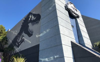 Video - Jurassic World: The Ride Officially Opens at Universal Studios Hollywood