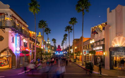 Water Leak Causes Problems at Disney's Hollywood Studios