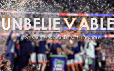 """ACCN to Air Documentary """"Unbelievable: Virginia's Improbable Path To A Title"""" This Fall"""