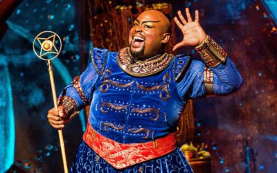 """Aladdin"" Musical Welcomes New Stars to Broadway and North American Tour"
