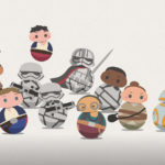 "Artist Reimagines Star Wars Characters as BB Units in ""Star Wars Roll Out"" Shorts Series"