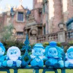 August Disney Parks Wishables: Haunted Mansion Attractions