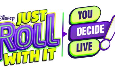 """Disney Channel Announces Halloween-Themed Broadcast, """"Just Roll With It; You Decide LIVE!"""""""