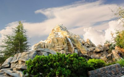 Broken Rockwork Led to Partial Matterhorn Closure at Disneyland
