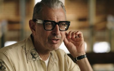 "Countdown to Disney+: ""The World According to Jeff Goldblum"" Previewed at D23 Expo 2019"