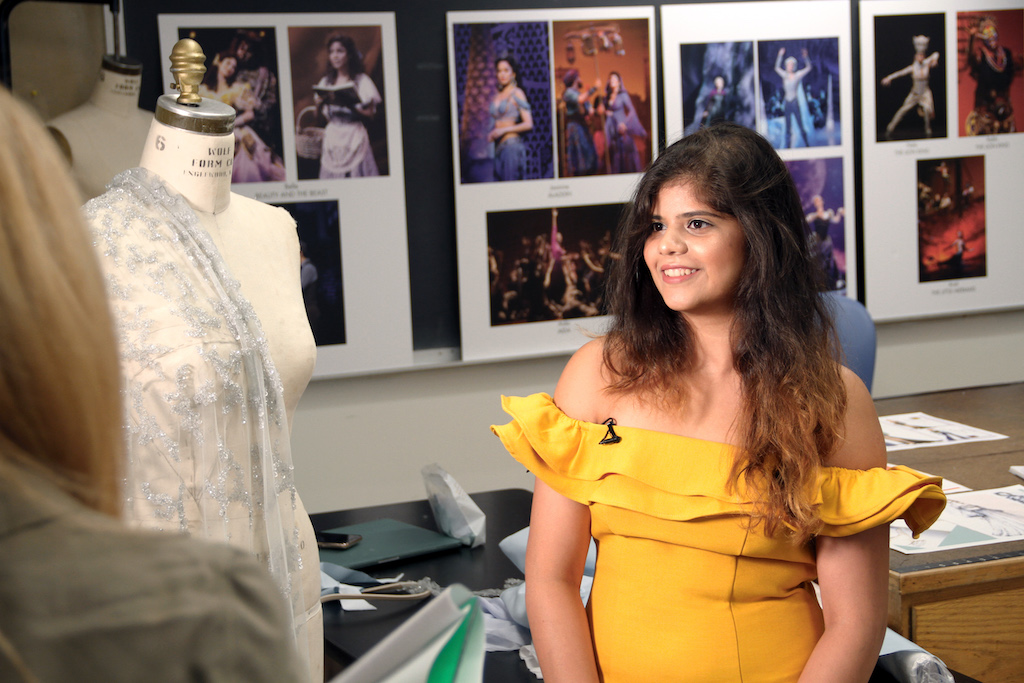 Disney On Broadway Fashion Institute Of Technology Partner For Contemporary Design Contest