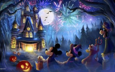 Disney's Not So Spooky Spectacular Debuts at Mickey's Not-So-Scary Halloween Party