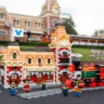 LEGO Disney Train and Station Announced, Buildable Motorized Disneyland Railroad and Main Street Station