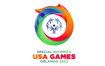 2022 Special Olympics USA Games Logo Revealed at ESPN Wide World of Sports in Walt Disney World