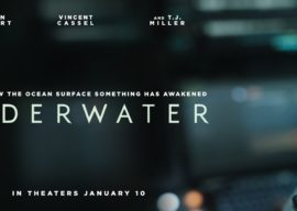 "Fox Debuts First Trailer, Poster for ""Underwater"""