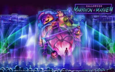"""Halloween Marathon of Mayhem"" Lagoon Show Announced for Halloween Horror Nights 29"